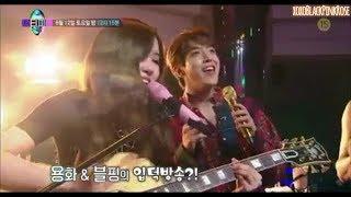 Video Blackpink & Yonghwa at JYP's People Party [TEASER] download MP3, 3GP, MP4, WEBM, AVI, FLV Oktober 2017