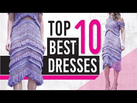 My Top 10 Favorite Spring Summer Dresses 2018