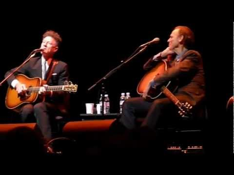 Lyle Lovett 'Creeps Like Me' @ Atlanta Symphony Hall 3 14 12 AthensRockShow.com