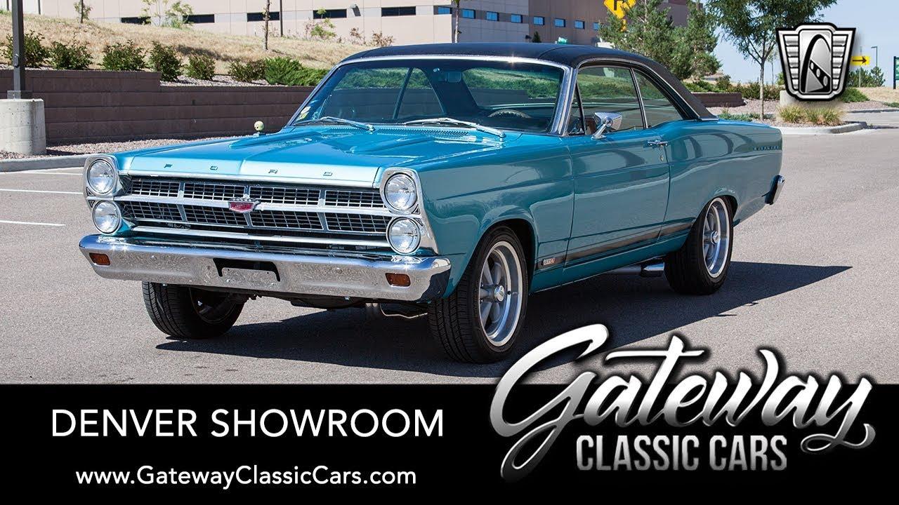 1967 Ford Fairlane GTA, Gateway Classic Cars