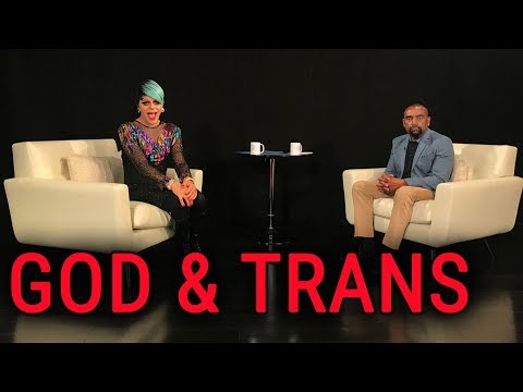 DEBATE: Trans Artist vs. Black Pastor 'God Made Me Transgender!' (Excerpt 2 of 3)
