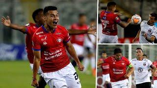Colo Colo 0 vs. Jorge Wilstermann 1, por la Copa Libertadores: goles, resumen y highlights