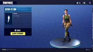 REALLY EPIC?!?!? (tap dance in Fortnite )