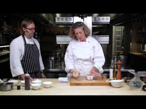 Cooking Foie Gras With Chef Wylie Dufresne And Ariane Daguin