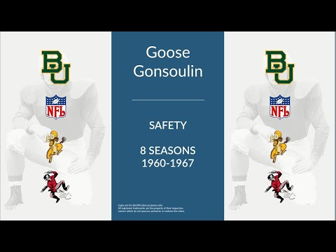 Goose Gonsoulin: Football Safety