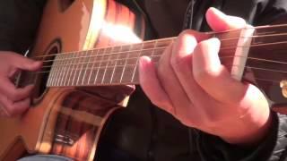 Mùa Thu Trong Mưa -Trường Sa - Guitar Cover