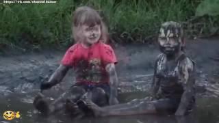 Видео для детей ПРИКОЛЫ С ДЕТЬМИ Смешные дети Funny Kids Funny Kids Videos 11
