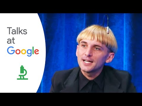 "Neil Harbisson and Moon Ribas: ""What's it like to be a cyborg?"" 