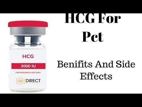 HCG का उपयोग कैसे करें PCT के लिये Part-1 ( Use
