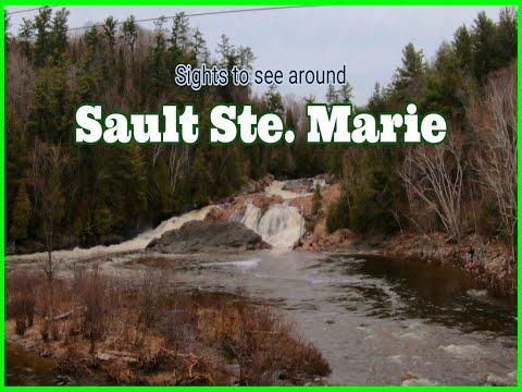 Sights Around Sault Ste. Marie, ON