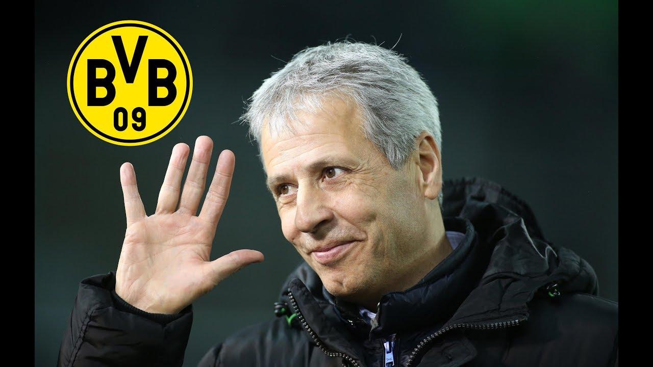 Bienvenue, Lucien! | FAVRE NEUER TRAINER BEIM BVB