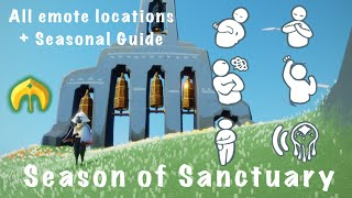 Sky: Children of the Light ULTIMATE Season of Sanctuary Guide