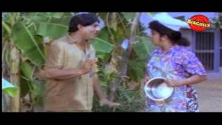 CID Unnikrishnan BA Bed Malayalam Movie Comedy Scene By Kalpana | Jagathy | Online Movie