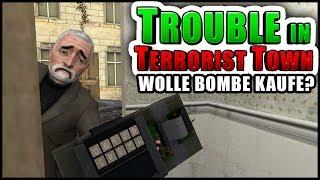 Die Tür ist zu! | Trouble in Terrorist Town - TTT | Zombey