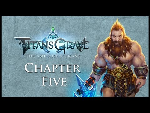 Staff of Forlorn Hope | Chapter 5 | TITANSGRAVE