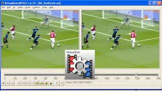 Cut / Split Video Files Easily with Virtual Dub!!