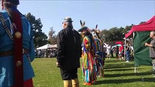 Vanja, David, and Jeronimo go to the 17th Veteran's Pow Wow in South Gate California   Venice Beach