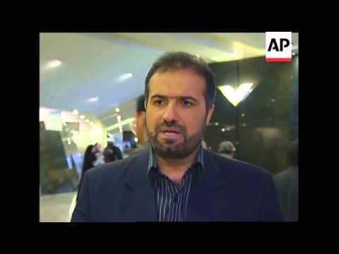 Iranians keep a close eye on outcome of US election