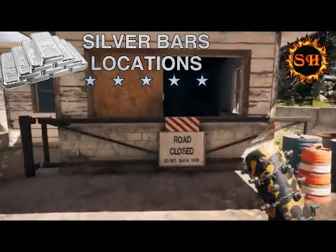 Far Cry 5 ► Silver Bars Location ► PIN-K0 Radar Station