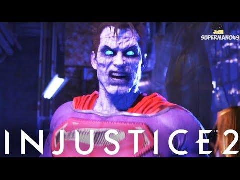 "The WORST Bizarro Set Ever!! - Injustice 2 ""Bizarro"" & ""Supergirl"" Gameplay"