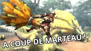 A COUP DE MARTEAU - MONSTER HUNTER 3 ULTIMATE