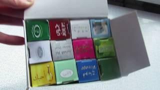 Арабская парфюмерия/Обзор ароматов.Часть 1