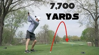 Can We Break 80 From 7,700 Yards? - GM GOLF - Part 3