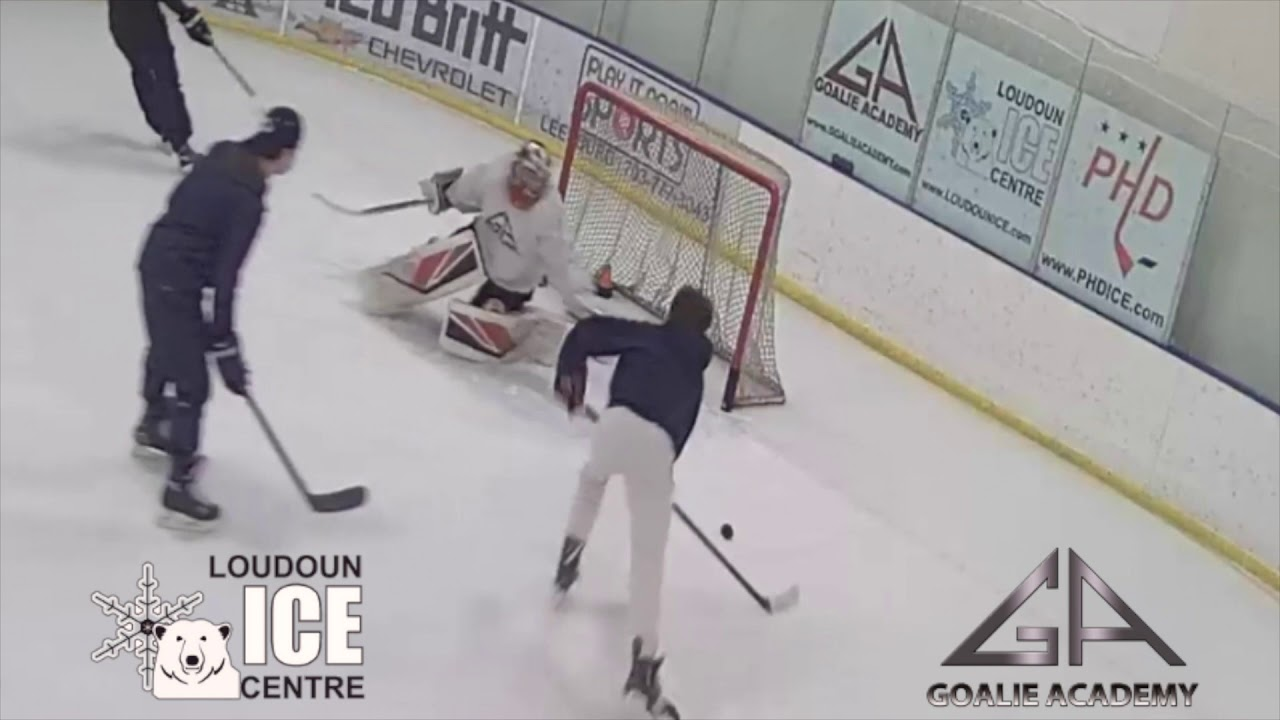 December Goalie Top Saves