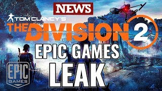 The Division 2: EPIC LEAK DARK ZONES & PVP MODES - PC REQUIREMENTS NEWS
