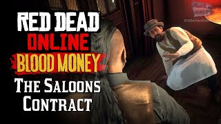 Red Dead Online: Blood Money - The Saloons Contract (Full Mission)