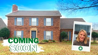 Coming Soon! Spacious 4-bed 2.5-bath in 38125!