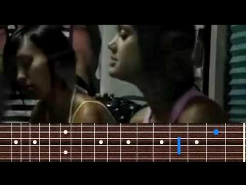 Meg And Dia - Monster Guitar Chords