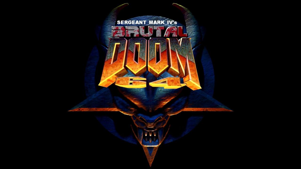 Brutal Doom 64 - MAP01: Intro theme