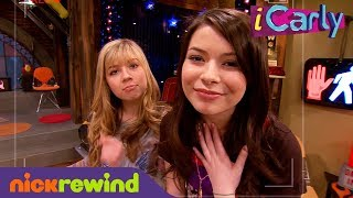 iCarly's Funniest Web Show Moments! | NickRewind
