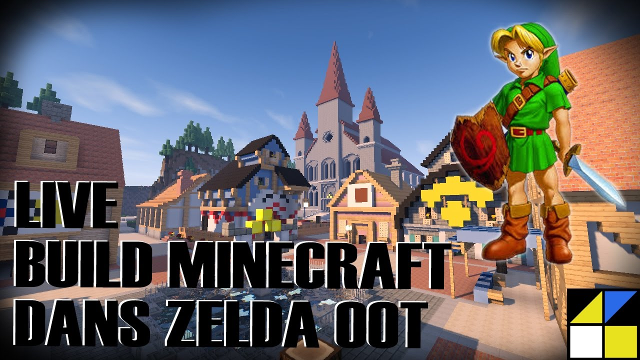 Minecraft Concours Build