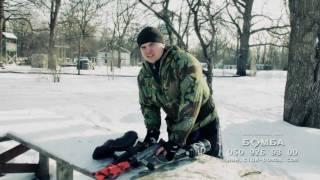 Пейнтбол Зимой(, 2012-02-24T12:13:06.000Z)