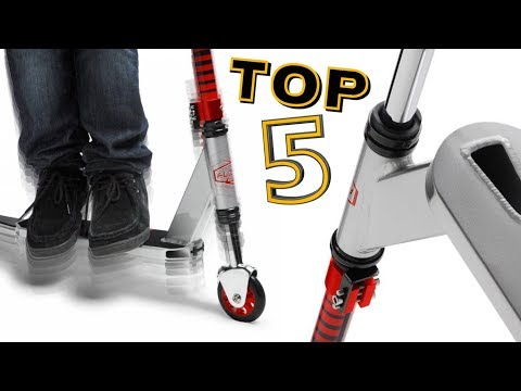 TOP 5 WORST INVENTIONS #2 (Funny 'Pro' Scooters)