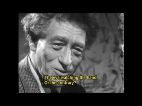 Giacometti, sculpteur philosophe