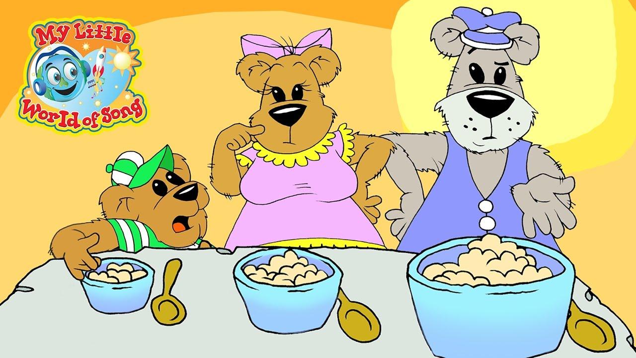 Uncategorized Goldilocks Bed goldilocks and the 3 bears youtube bears