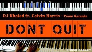 dj-khaled-calvin-harris---don-t-quit