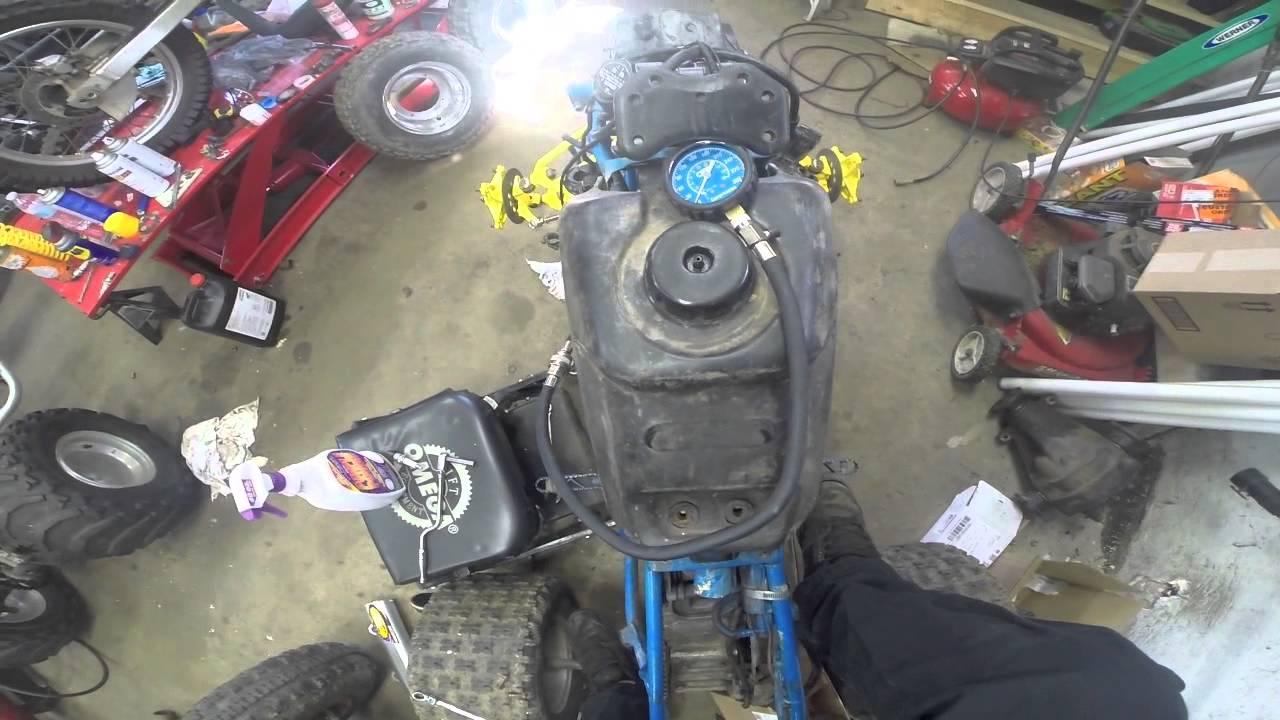 Suzuki Lt250r Engine Diagnostics Youtube