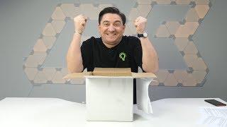 UNBOXING SURPRIZĂ - A fost bătaie pe cutie!