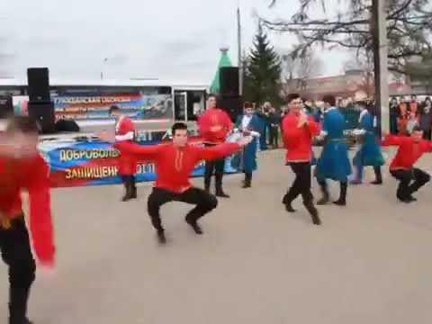 Русский танец VS Лезгинка! 😏Баттл - это, конечно, хорошо, но и вместе круто смотрятся!!