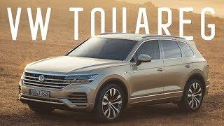 VW TOUAREG 2019 // Большой тест-драйв