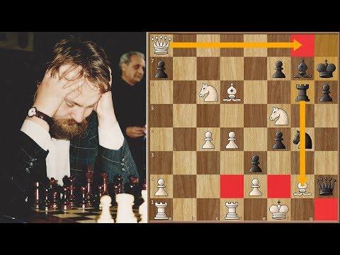 Yusupov's Immortal Game against Vassily Ivanchuk