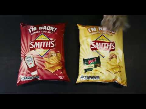 I'm Back! HOYTS REWIND & Smith's Chips Ft. Gobbledok TV Commercial 2017