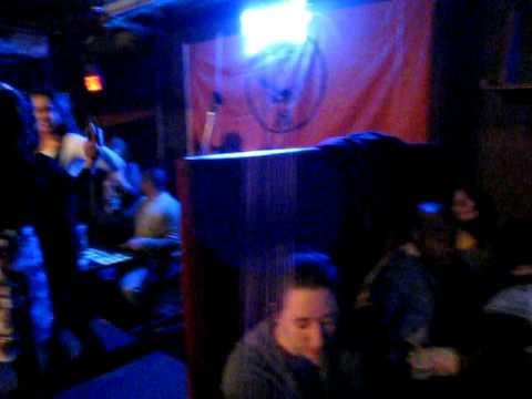 Alyson's bday-Karaoke gone wrong!