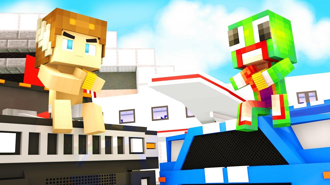 Minecraft Daycare - BECOMING BILLIONAIRES!?