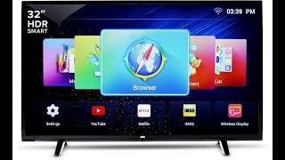 BPL BPL080A36SHJ 32 inches Stellar Ready LED Smart TV Best buy Amazon
