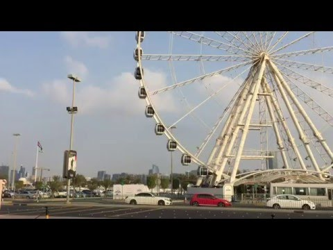 Marina Eye Ferris Wheel- Marina Mall, Abu Dhabi   Abu Dhabi Eye, Marina Mall
